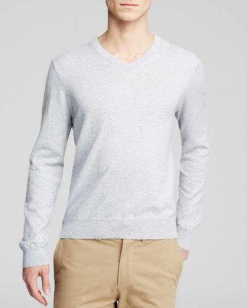 Quality long sleeve men pure cashmere sweaters for sale