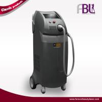 China 808NM Diode Laser IPL Hair Removal Machines Hair Depilation With Cooling Chiller wholesale