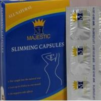 China Majestic Herbal Weight Loss Most Effective Slimming Products, Majestic Slimming Capsule Factory Natural Majestic wholesale