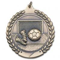 China Soccer Trophies Medals for football wholesale