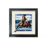 China Efecto lenticular corriente del marco 5D del servicio de impresión de la imagen 3D del caballo MDP wholesale