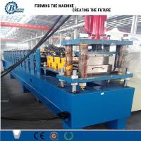 China Effecient Automatic Roller Shutter Door Machine For 0.3 - 0.7mm Color Steel Sheet wholesale