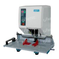 Buy cheap 500 Sheets Automatic Drill Hole Punching Machine Table Top 34.0Kg from wholesalers