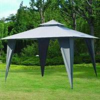 China 3.5 x 3.5m Double-roof Extending Gazebo wholesale