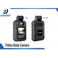 China HD 1080P Wearable Small Body Cams For Police Officers 360 Degree Rotation wholesale