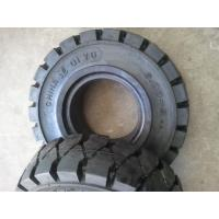 China Hot sale pneumatic and forklift solid tires 7.00-12  forklif tire solid tire 6.00-9, pneumatic shaped solid tire 6.00-9 wholesale