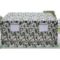 China Professional Durable Military Grade Tents / Army Frame Tent With Vinyl Materials on sale
