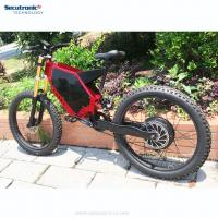 Buy cheap 120km / H Stealth Fighter Electric Bike / Stealth Bomber Bicycle With Conversion from wholesalers