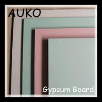 China Most hot sale fire-proof Gypsum board /plasterboard wholesale