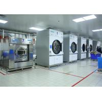 China Water Efficient Hotel Washing Machine Front Loading Large Capacity WithComputer Control wholesale