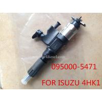 China Auto diesel engine spare parts fuel common rail injector 095000-5471 wholesale