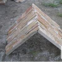 China stone corner,  slate corner,  slate veneer,  stone veneer wholesale
