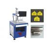 China Selecione o metal da impressão/máquina plástica 110mm * 110mm da marcação do laser da fibra wholesale