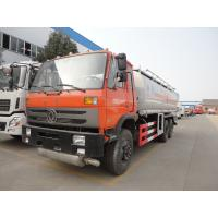 China 25,000L hot sale dongfeng brand 210hp 10-wheel fuel tank truck, dongfeng 6*4 25m3 Euro 3 210hp diesel oil tank truck wholesale
