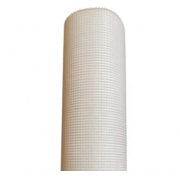 China 2.5*2.5mm 145g  Waterproofing  Adhesive Fiberglass Mesh for Concrete Reinforcement wholesale