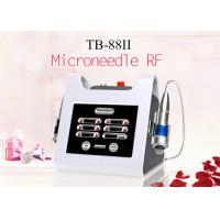 China Skin Regeneration Portable Fractional RF Microneedle Machine For Face Lifting wholesale