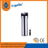 """China One Stage Undersink 10"""" Stainless Steel Water Purifier For Household Pre - Filtration wholesale"""