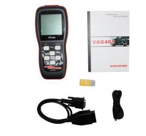 China VAG401 VW / AUDI / SEAT / SKODA Professional Tool / Xtool Diagnostic Tools wholesale