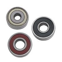 China Single Row Chamfered 6000 series 6004, 6002, 6001 Ball 2rs Bearings for Motorcycle, Bike on sale