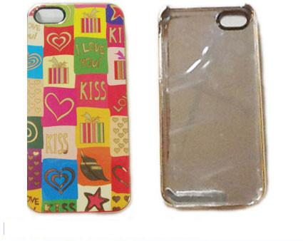 Quality caja plástica para iphone5, cajas del teléfono móvil del teléfono de la PC for sale