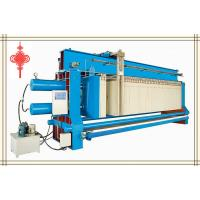 China Automatic Pulling Plate Conveyor Filter Press(1000) on sale