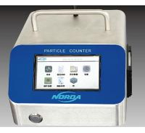 China Touch screen Particle Counter model: ND-E3012/E3013/E3016s--2.83L/min, 0.1cfm on sale