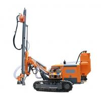China Portable diesel 185cfm mining industry air compressor with jack hammer on sale
