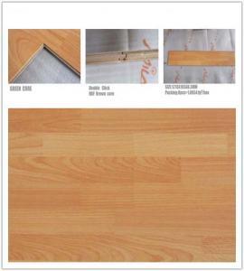 embossed laminate flooring E1 B1 SGS 6017#