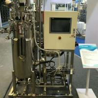 China 100L Full Auto Industrial Bioreactor For Fermentation Tank 100KW - 200KW Power wholesale