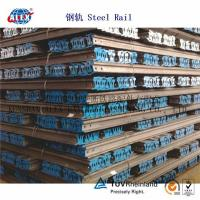 China BS90A Railway Steel Rail For Railway system wholesale