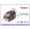 China Portable SHR IPL Hair Removal Machine Skin Rejuvenation Machine with Double Handle wholesale