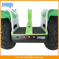 Quality Green Smart 2 Wheel Self Balancing Electric Scooter Auto Balance Scooter for sale