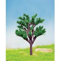 Buy cheap MODEL TREE with leaf Plastic green ,GT22 H:40-120mm from wholesalers