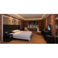 Bedroom Sets Luxury Hotel Furniture Interior Stained Painting Long Life Span