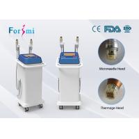 China White 80W max output power fractional rf micro needle machine rf microneedle machine wholesale