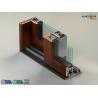 China T5 Temper Thermal Break Aluminium Extrusion Profiles Aluminum Window Frame wholesale
