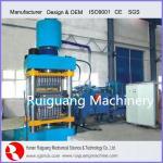 static pressure hydraulic brick machine