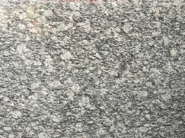 Quality Spary White Polished Granite Floor Tiles Fashionable Appearance for sale