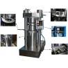 China Simple Operation Cold Oil Press Machine , 380V Voltage Sesame Oil Press Machine wholesale