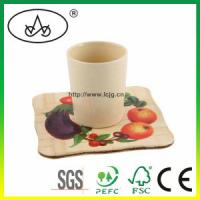 China Eco-Friendly Tableware for Bamboo Square Mat/Placemat/Coaster with cheap price