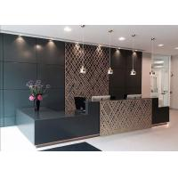 China High Strength Stainless Steel Decorative Panels / Decorative Metal Wall Panels For House on sale