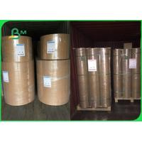 China Ecofriendly Self Adhesive Thermal Sticker Paper Roll For Barcode Labels wholesale