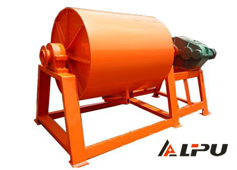 Quality Small Intermittence / Ceramic Ball Mill in Mineral Ore Beneficiation Plant for sale