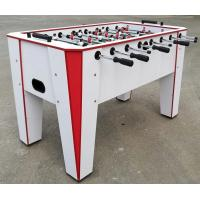 China Supplier Standard Soccer Game Table MDF Game Table Steel Play Rod ABS Player wholesale