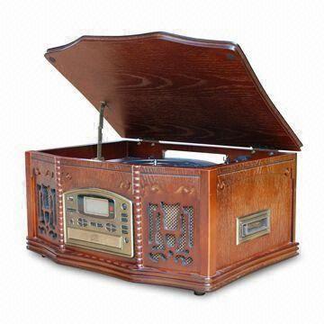 Nostalgic Phonograph Images