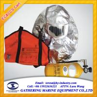 China Fire Fighting Equipment EEBD Emergency  Breathing Device wholesale
