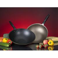 China Heat Resistance Interior Wok Ceramic Coating , Non Stick Colorful wholesale