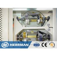 China Lan Cable Twisting Machine Double layer Triple Twister CAT5 , CAT5E , CAT6 on sale