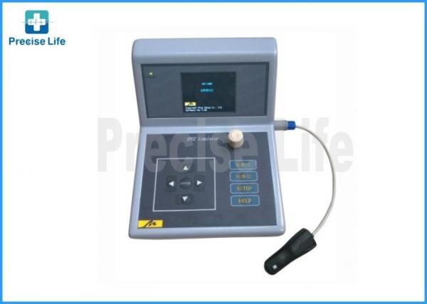 Quality Professional Medical Simulator high sensitive for SpO2 sensor test and design for sale