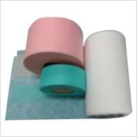 China PLA Hot Air Through Nonwoven Fabric Hot Water Soluble Color Customised wholesale